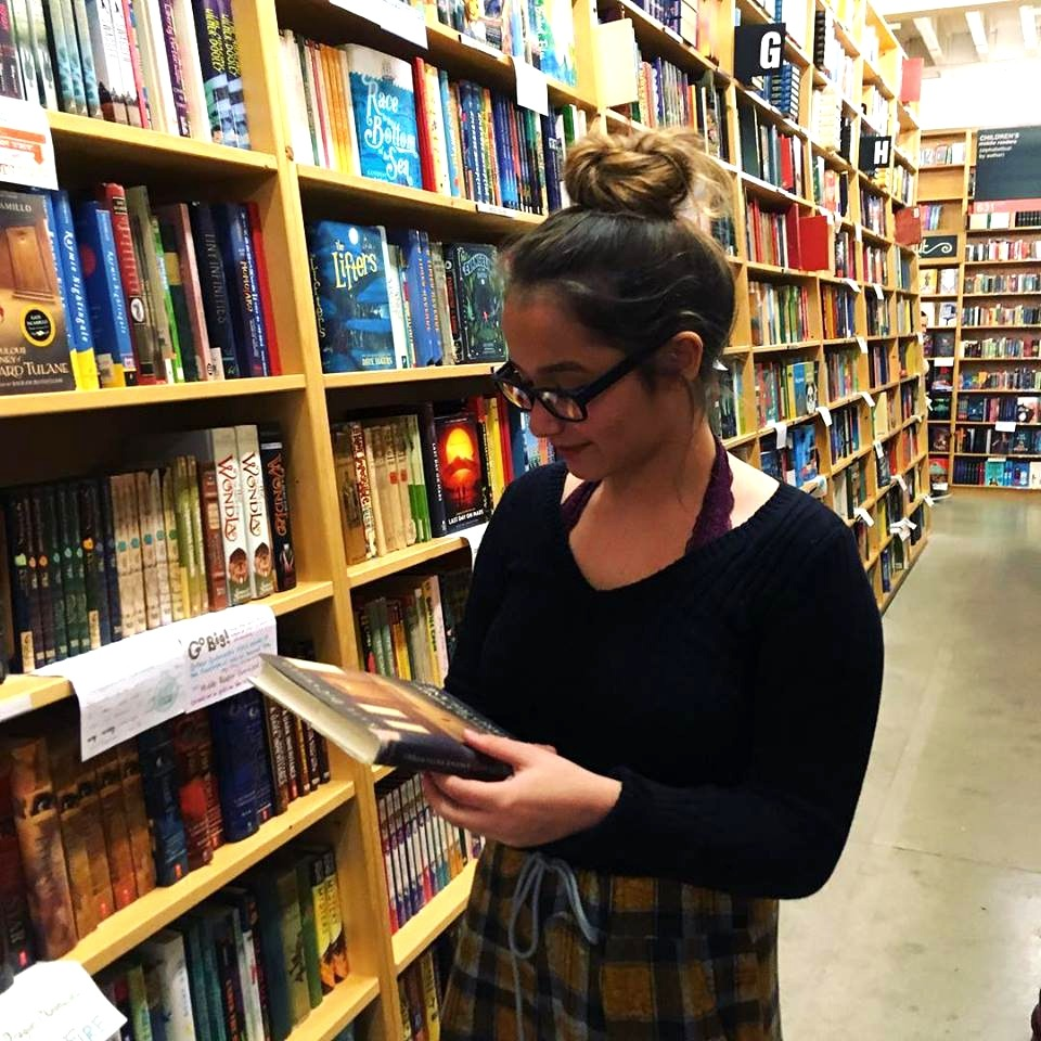 Powell's Books Portland